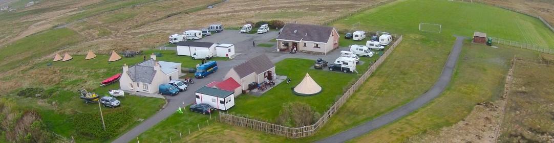 Eilean Fraoich Campsite